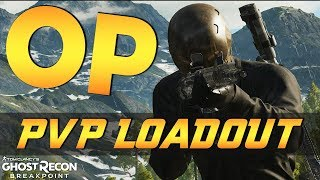 Ghost Recon Breakpoint | OP PVP Loadout! This is broken