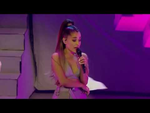 Ariana Grande - Female / Side To Side / Bang Bang (Live Dangerous Woman Diaries)