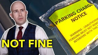 Parking Charge Notice Explained