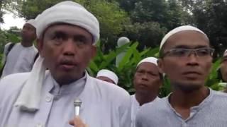 Wawancara Dengan Sekjen FPI Awit Masyhuri Seputar Aksi Demo Menentang Basuki Ahok Tjahaja Purnama