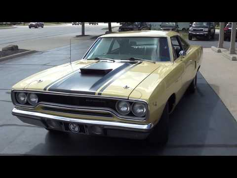 Video of '70 Road Runner - QECF