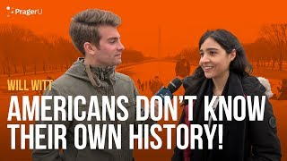 Americans Dont Know Their Own History