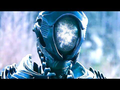 PERDUS DANS L'ESPACE Bande Annonce (Science Fiction, Netflix - 2018)