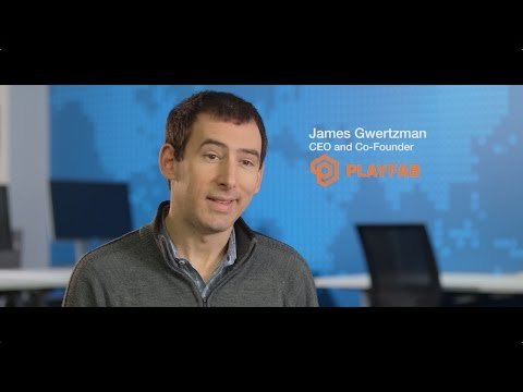 Gaming on AWS – PlayFab Customer Success Story