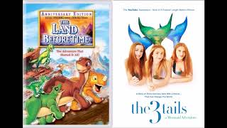 The Land Before Time/The 3 Tails a Mermaid Adventure (Mashup/Short Version)