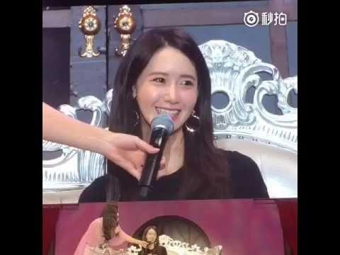 [fancam]160724 YoonA - Aegyo Confession song at Chongqing FanMeeting