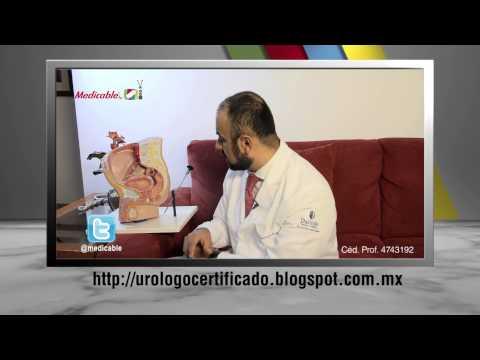 El tratamiento con una combinación de la hiperplasia prostática benigna y las hernias inguinales