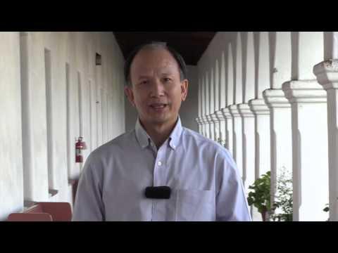 Akupunktur-Technik in Osteochondrose