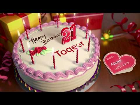 Happy birthday video child kids adults | Happy birthday video son daughter nephew uncle sister