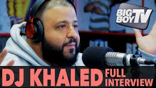 BigBoyTV - DJ Khaled on Snapchat, Getting Tickets on Jet-Skis, And More!