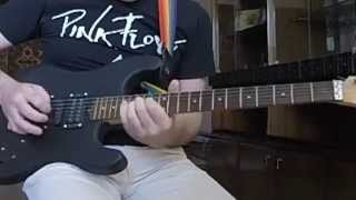 PINK FLOYD - MONEY (Guitar Solo Cover)