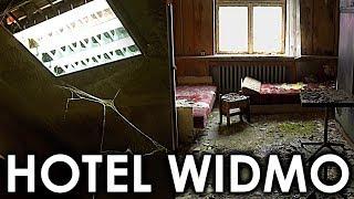 OPUSZCZONY HOTEL Z DZIAŁAJĄCYM ZASILANIEM - URBEX