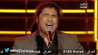 MBCTheVoice الموسم الأول فريد غنام روحي يا وهران Mp3