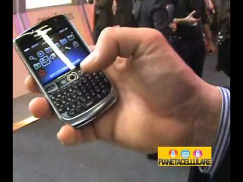 Video Rim BlackBerry Curve 8900