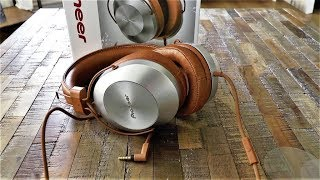 Pioneer SE-MS5T-T || Unboxing || Review