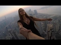 Instagram model survives Dubai skyscraper photo shoot stunt