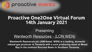 wentworth-resources-lon-wen-presenting-at-the-proactive-one2one-virtual-forum-14th-january-2021