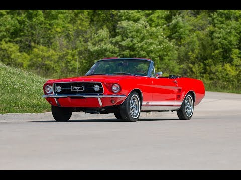 Video of '67 Mustang GT - L5NY