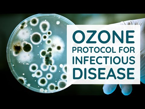 Video OZONE Protocol for Infectious Diseases like Lymes disease, Hepatitis C and HIV