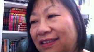May Pang at Watchung Booksellers