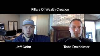 Pillars Of Wealth Creation: Fire Yourself - With Jeff Cohn