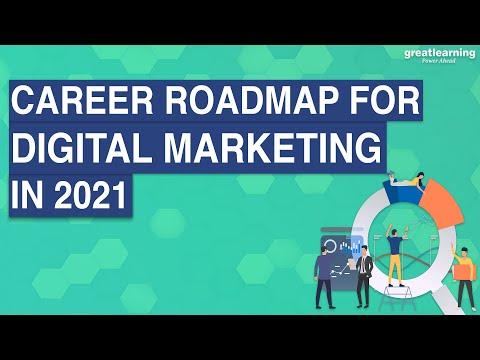 Career RoadMap for Digital Marketing in 2021 | Digital Marketing for ...