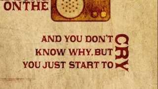 Kinetic Typography - Lyric Video Christian Kane Thinking of  You