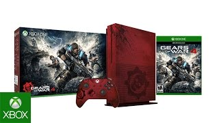 gears if war 4 2tb unboxing video