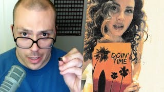 "Lana Del Rey Covers Sublime's ""Doin' Time"" TRACK REVIEW"