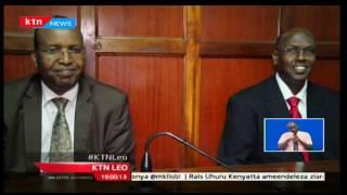 KTN Leo: Aliyekuwa naibu wa NYS Harakhe Adan atiwa mbaroni kuhusiana na ufisadi, 28/11/16