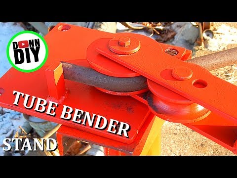 Manual Tube Bender Stand Mp3