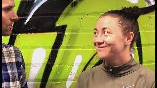 Molly McCann UFC Liverpool Pre-Fight Interview: