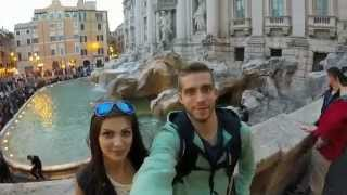 preview picture of video 'Rome trip GoPro edit'