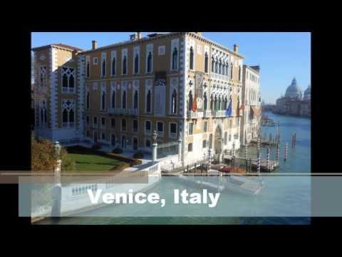 Video Top 10 Destinations In Europe