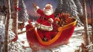 Steve Preston - Here comes Santa Claus.