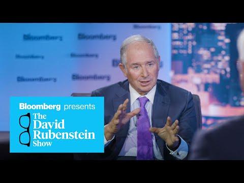 Stephen Schwarzman on The David Rubenstein Show:
