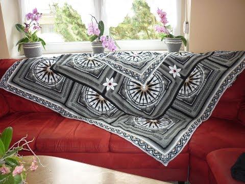 Meine Lieblings-Decke häkeln