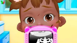 Капризная Сестрёнка #5 Как Беби БОСС Играем в Парке и в Доктора Одеваем Кормим Купаем Малышку