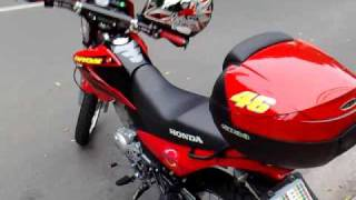 Honda Bros 150KS 2007