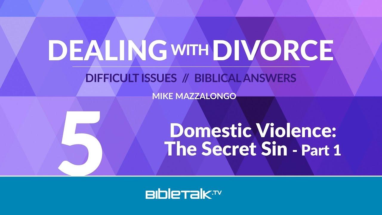 5. Domestic Violence