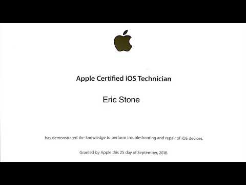 How to become an Apple Certified Technician - YouTube