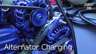 Lithium Battery Charging with an Alternator - 46