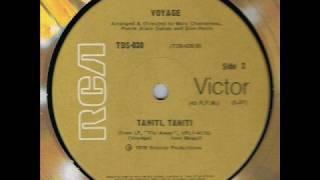 "Disco 12"" - Voyage - Tahiti, Tahiti - 1978"