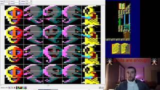 2019-04-07 Sorcery Amstrad CPC : Analyse du code et randomisation !