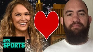 Ronda Rousey Dating UFC Fighter Travis Browne | TMZ Sports