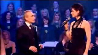 Jose Carreras & Sissel Kyrkjebo ''When You Tell Me, That You Love Me''