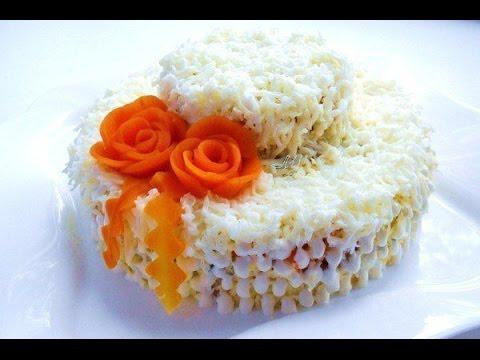 Салат на День рождения!!!