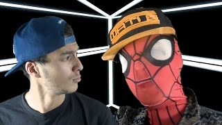 SPIDERMAN feat Kev Adams CLASH LES AVENGERS (Parodie Black M - ALADIN)