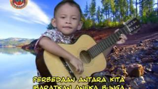 Parna Kids Vol. 2 - Damailah Negeriku (Official Lyric Video)