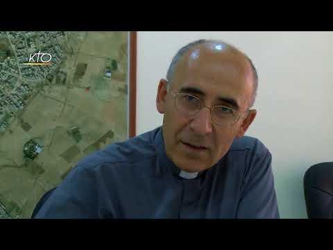 Abouna Georges, responsable du Comité de reconstruction de la plaine de Ninive (Irak)